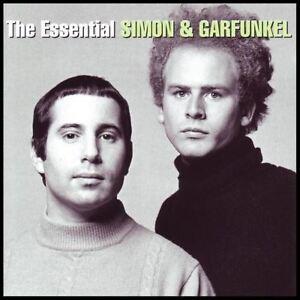 SIMON-GARFUNKEL-2-CD-THE-ESSENTIAL-D-Remaster-60s-70s-PAUL-ART-NEW