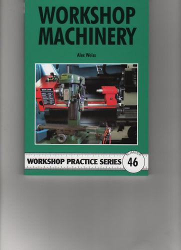 WORKSHOP MACHINERY BY ALEX WEISS