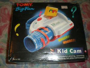 80S-VINTAGE-TOMY-BIG-FUN-KID-CAM-TOY-MINT-IN-BOX-MIB