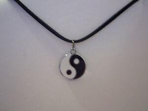 Yin-Yang-Symbol-Black-Suede-Choker-Necklace-TAOIST