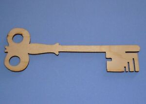 SKELETON-KEY-Unfinished-Wooden-Shapes-Cut-Outs-ASK2041