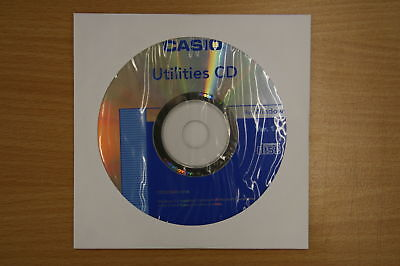 Casio FX-9860GII USB Power Graphic Calculator CD ONLY
