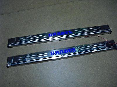 BRABUS Einstiegsleisten beleuchtet - Mercedes CLS W219
