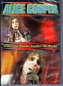 ALICE-COOPER-Tratto-dal-filmato-TRASHES-THE-WORLD-DVD-Nuovo-Sigillato