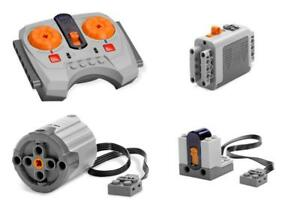 lego power functions 8879 remote control 8882 xl motor o. Black Bedroom Furniture Sets. Home Design Ideas