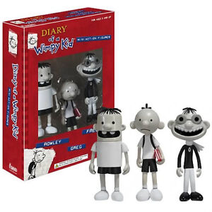 Diary Of A Wimpy Kid Figure
