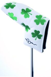 New-MD-Golf-Irish-Shamrock-Putter-Headcover
