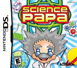 Science Papa Nds, Nintendo Ds Video Game