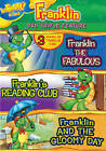 Franklin: Franklin the Fabulous/Franklin's Reading Club/Franklin's Gloomy Day (DVD, 2011, 3-Disc Set) (DVD, 2011)
