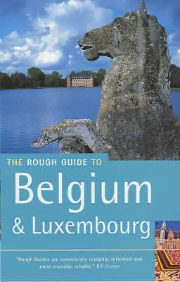 The Rough Guide to Belgium & Luxembourg (Rough Guide Travel Guides)