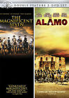 The Magnificent Seven/The Alamo (DVD, 2007, 2-Disc Set)