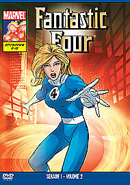 The-Fantastic-Four-Series-1-Vol-2-DVD-2009-NEW-amp-SEALED