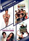 Love & Laughs Collection: 4 Film Favorites (DVD, 2011, 2-Disc Set) (DVD, 2011)