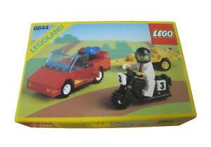 nouveau Lego Classic  Town 6644 Road Rebel LEGOLAND Sealed Traffic  sortie en vente