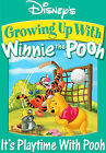 Growing Up With Winnie The Pooh - It's Playtime With Pooh (DVD, 2006) (DVD, 2006)