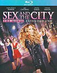WARNER SEX AND THE CITY:MOVIE - Blu-Ray Blu-ray
