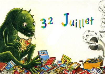 librairie le 32 juillet