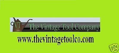 The Vintage Tool Company
