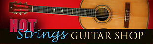 Hot Strings Guitar Shop