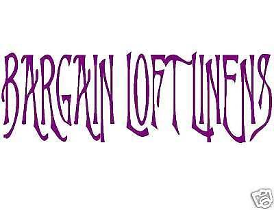 bargain loft linens