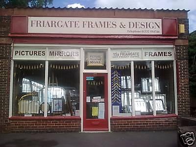 FRIARGATE FRAMES