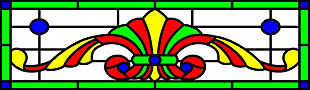 Rosalind's Stained Glass