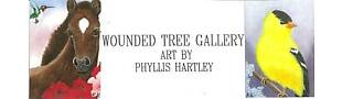 WOUNDED TREE GALLERY