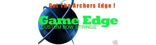ARCHERS GAME EDGE BOW STRINGS