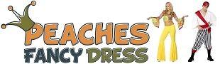 Peaches Fancy Dress