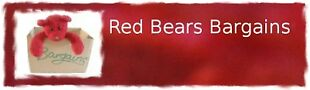 Red Bears Bargains