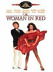 Gene Wilder - The Woman in Red (DVD, 2001, Widescreen and Full Frame) New, Rare