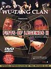 Fists of Legends 2: Iron Bodyguards (DVD, 2001)