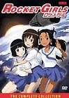 Rocket Girls - Complete Collection (DVD, 2008, 3-Disc Set)