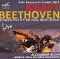 Cellokonzert/Sinfonie 3 von Musica Viva,A. Rudin (2013)