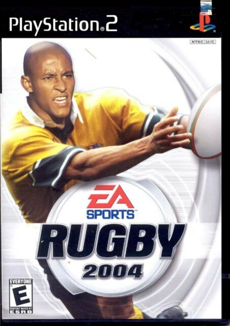 Rugby 2004 (Sony PlayStation 2, 2003)HG