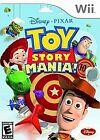 Toy Story Mania (Nintendo Wii, 2009)