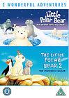 The Little Polar Bear/The Little Polar Bear 2 - Mysterious Island (DVD, 2009, 2-Disc Set, Box Set)