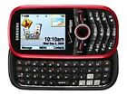 Samsung Intensity SCH-U450 - Red (Verizon) Cellular Phone