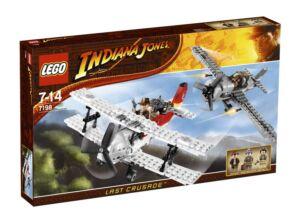Buy LEGO Indiana Jones Fighter Plane Attack (7198) online  d28c1aac520