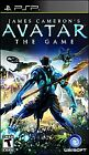 James Cameron's Avatar: The Game (Sony PSP, 2009)
