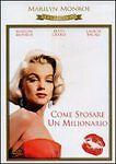 dvd-COME-SPOSARE-UN-MILIONARIO-MARLYN-MONROE