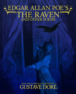 The-Raven-and-Other-Poems-Edgar-Allen-Poe-Very-Good-Book