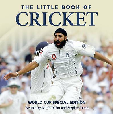 Little Book of A- Z Cricket: World Cup Special Edition (The Little-ExLibrary
