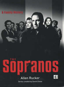 The-Sopranos-A-Family-History-Allen-Rucker-Book