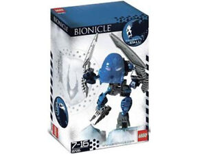 Lego Bionicles Bionicles Bionicles New MATORAN DALU New 8726 Factory Sealed 2006 a57ee5