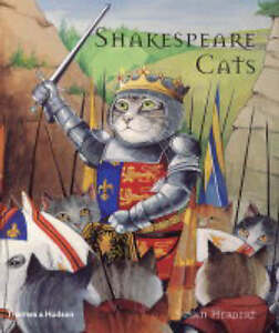 Shakespeare Cats by Susan Herbert (Paper...