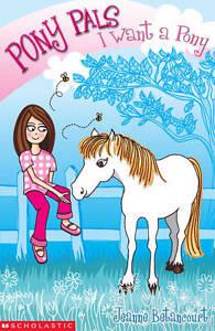 I-Want-a-Pony-Pony-Pals-Jeanne-Betancourt-Good-Book