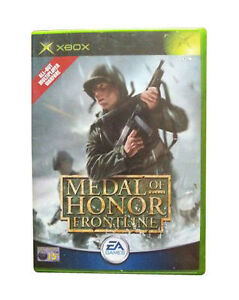 Medal of Honor: Frontline (Xbox Classics), Good Used  Xbox, Xbox Video Games