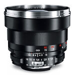 Zeiss  Planar T MMG 85 mm   F/1.4  Lens For Contax