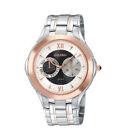 Seiko Dress/Formal Rose gold Case Wristwatches
